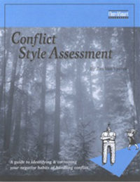 Conflict Style Assessment (Hard Copy)