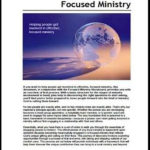 Focused Ministry CG